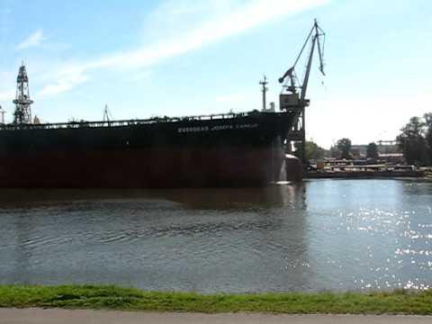 Overseas Josefa Camejo in Remontowa Shipyard