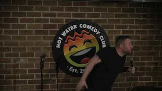 Mickey Bartlett LIVE at Hot Water Comedy Club