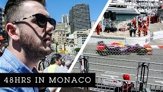 48hrs in Monaco! | Steve Booker Thumbnail