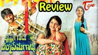 Krishna Gaadi Veera Prema Gaadha Movie Review | Maa Review Maa Istam