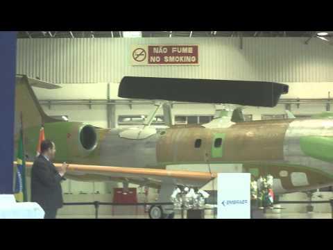 Embraer unveiles new Indian AEW&C platform