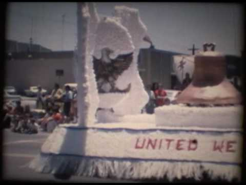 Redwood City July 4th Parade 1968