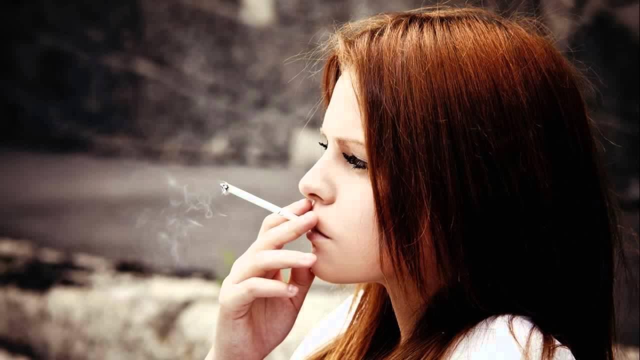 Видео курящие девушки #13