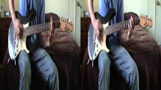 The Pride by Five Finger Death Punch Dual Guitar Cover with Tabs