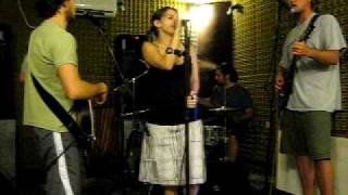 Desecration smile (Red Hot Chili Peppers, cover) según Interferencia Constructiva