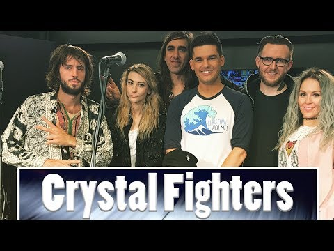 Crystal Fighters Interview