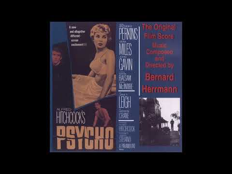 Psycho | Soundtrack Suite (Bernard Herrmann)