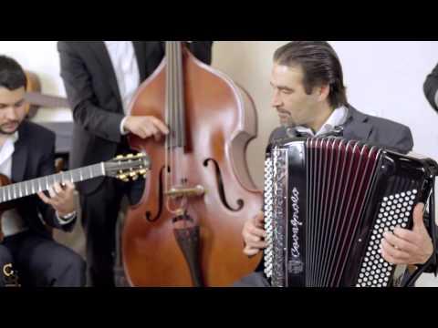 Mystérieuse - Quartet swing et valse avec accordéon musette pour mariage