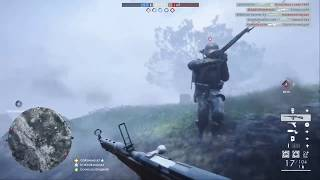 Battlefield 1 - Conquest - Soissons - My Team is Blind