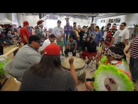 White Tail Boyz Intertribal 1 AIHREA Powwow 2016