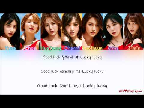 Aoa Good Luck Lyrics