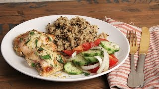 Greek Roast Chicken Recipe | Episode 1176