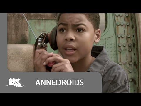 Annedroids - Sneak Peek: Hide and Go PAL