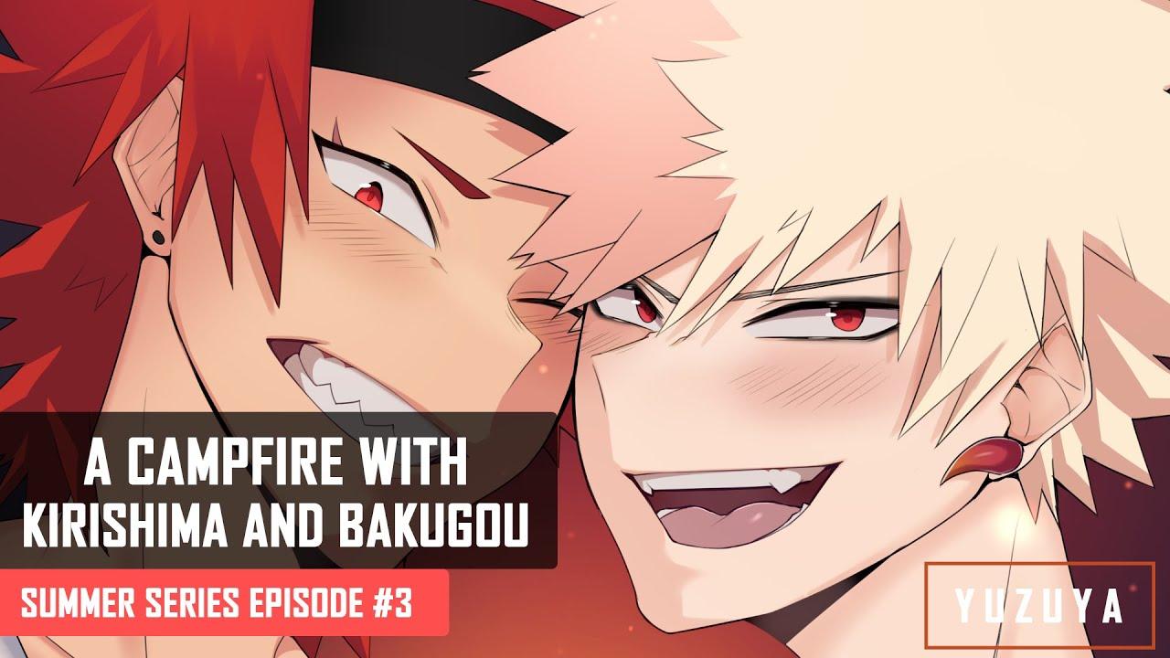 Download A Campfire With Kirishima and Bakugou ASMR   Kirishima & Bakugou x Listener   Summer Series EP. 3