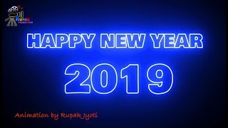 HAPPY NEW YEAR 2019 NEW YEAR WISHES GREETINGS