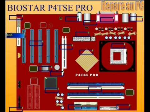 BIOSTAR P4TSE PRO DRIVERS FOR WINDOWS 7