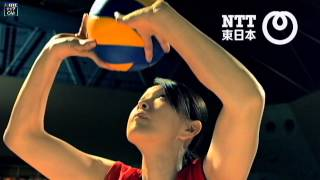 いいなCM NTT東日本 フレッツ光 思いっきり割 5本立て