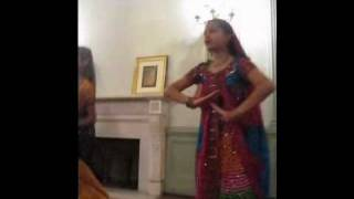 Indian Cultural Night, Ribbon Dance 1