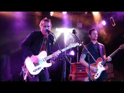 "Chuck Prophet  & The Mission Express  Live@""la Boule Noire "" Paris 21  novembre 2017 (part 1)"