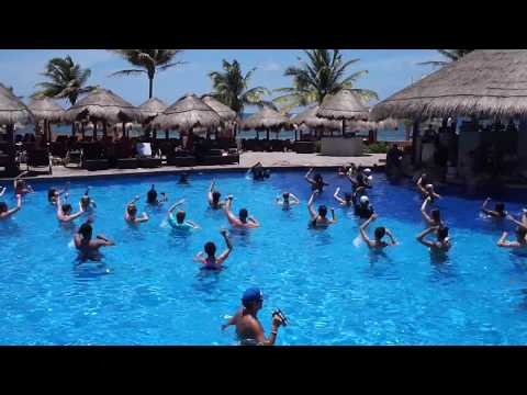 CANCUN TRAVEL VLOG - STAYING AT THE NOW SAPPHIRE RIVIERA CANCUN Mp3