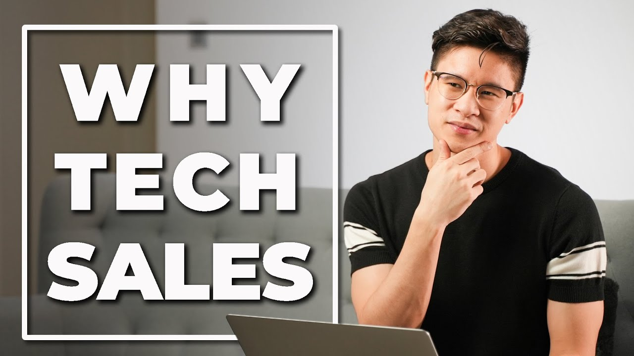 4 Reasons Why I Started A Tech Sales Career in Silicon Valley | SaaS Sales & Software Sales