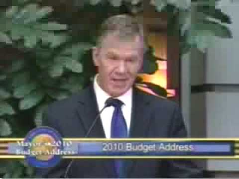 St. Paul Mayor Coleman's 2010 Budget