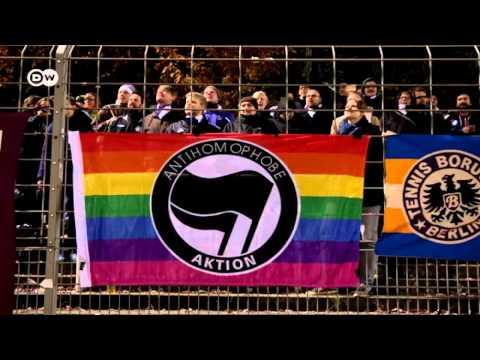 Homophobia In Football | Kick Off!