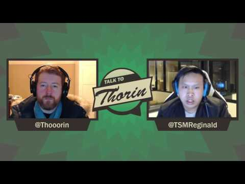 Talk to Thorin: Reginald on Visas (LoL)
