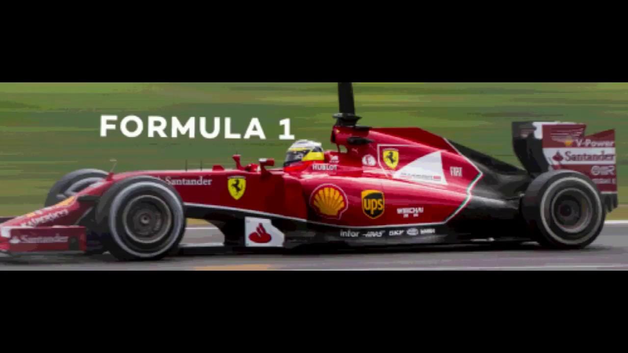 F1 Ticket