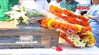 Pyarimohan Mohapatra Passes Away