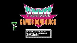 Summer Games Done Quick 2014