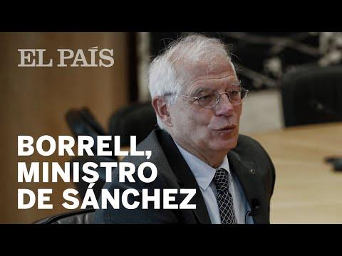 Borrell será el ministro de Exteriores de Pedro Sánchez
