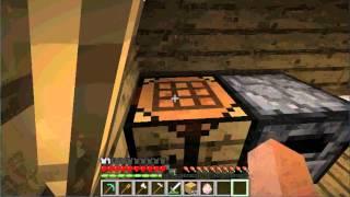 как сделать факел Minecraft