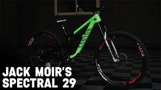 Canyon Dream Bike Build   Spectral 29 Jack Moir