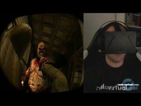 Outlast Parte 1 - Oculus Rift: GAMEPLAY