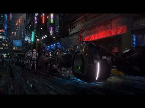 """""""Star Wars: Underworld"""" test footage + Making Of"""