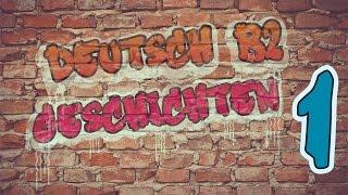 Учить немецкий язык B2 Geschichten Nach dem Besuch #1