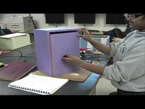 Niskayuna High School Engineering Technology Promo Piece