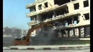 türkiş bina yıkımı