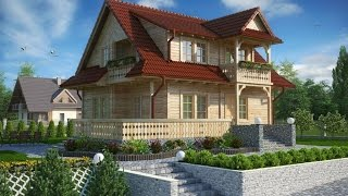 Ahşap Ev, Kütük Ev, Ev Villa Fiyatları 2015