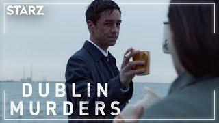 Detective Rob Reilly  Dublin Murders  STARZ