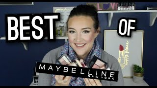 BEST OF MAYBELLINE | TOP 10 PRODUCTS | BRANDS BEST