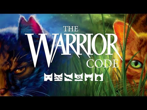 The Warrior Code | Warriors series by Erin Hunter