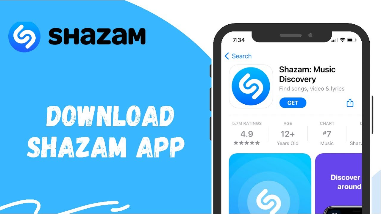 Download How to Download Shazam App    Get Shazam on Phone