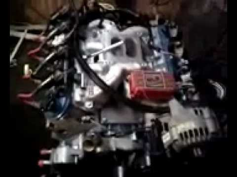 LS1 MSD 6010 ignition controller - YouTube