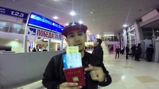 Трансфер в аэропорт Астрахань + Перелет до Москвы(Рустам Баджаев купил билет на самолет в Москву через Астрахань за 2300 руб. В эту цену входит стоимость билета..., 2015-05-05T18:10:08.000Z)