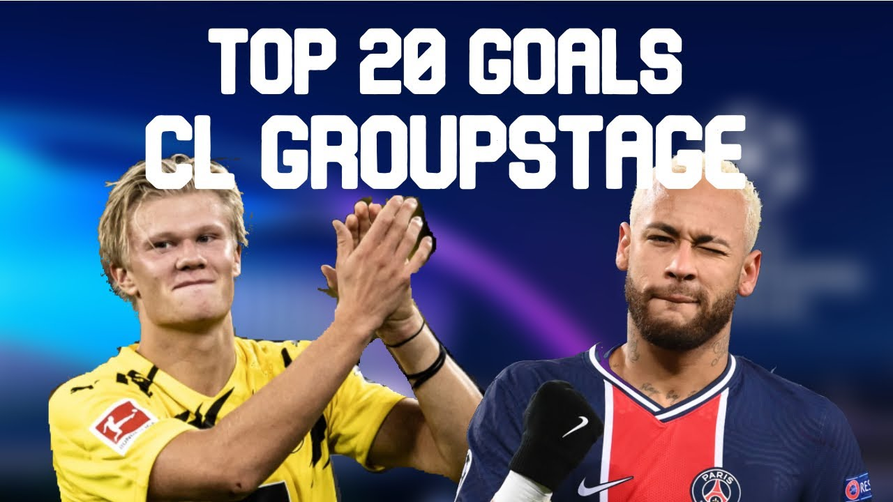 Download Top 20 Goals ● 2020/2021 ● Champions League Group stage | HD