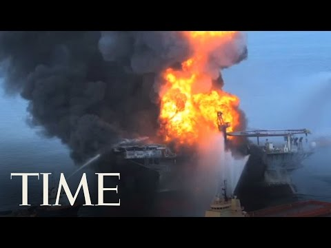 The Oil Spill By The Numbers | TIME