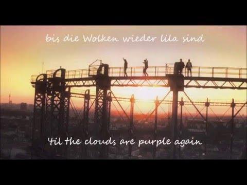Lila Wolken (english and german lyrics)