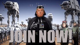 Join Trump's Space Farce Today! (crush the Flat Earth scum!)